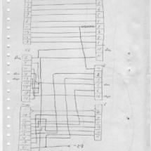 Схема подключения ПЛ и ФС к Д3-28 л2
